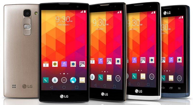 LG Leon 4G