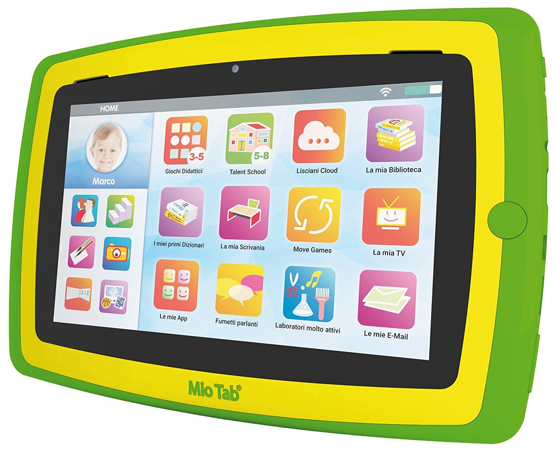 Lisciani Giochi 57481 Mio Tab Smart Kid Plus HD