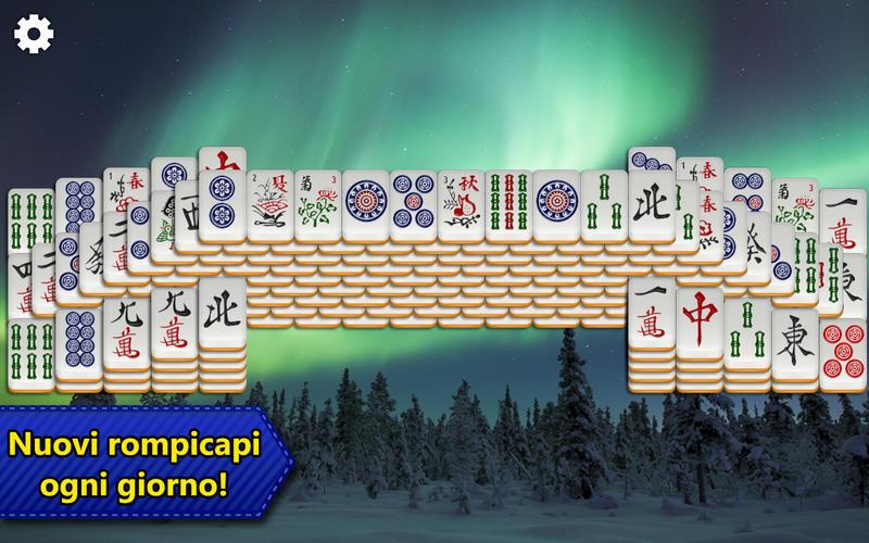 Mahjong Solitair Epic