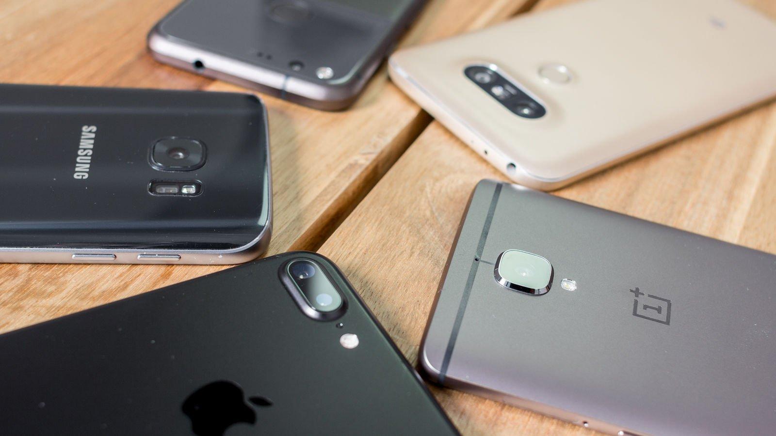 I migliori smartphone in uscita del 2017