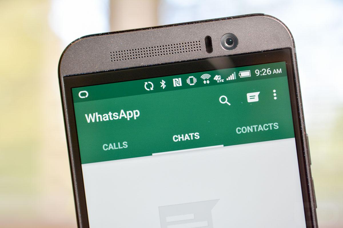 Nascondere ultimo accesso WhatsApp