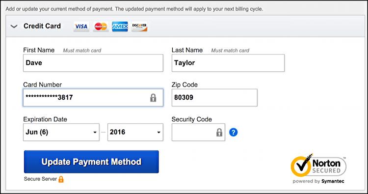 Netflix pagamento abbonamento