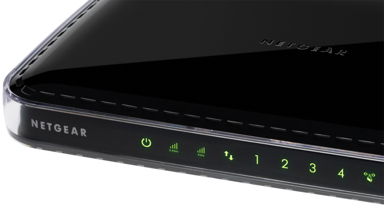 Netgear password WiFi modem router