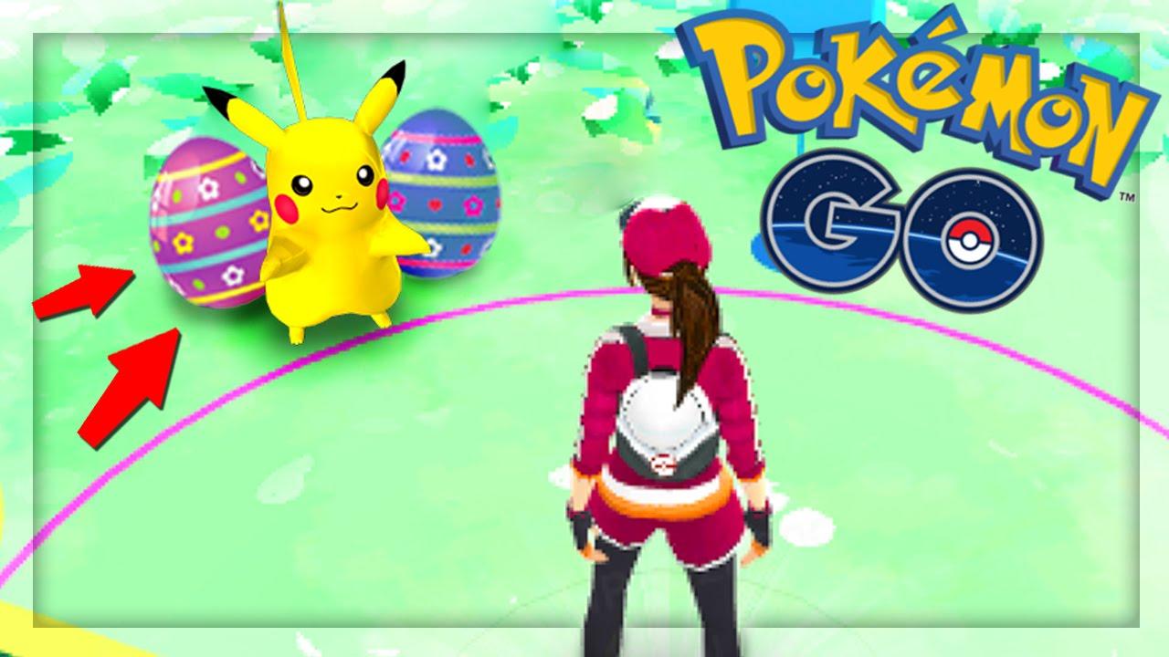 Pokemon Go Pasqua