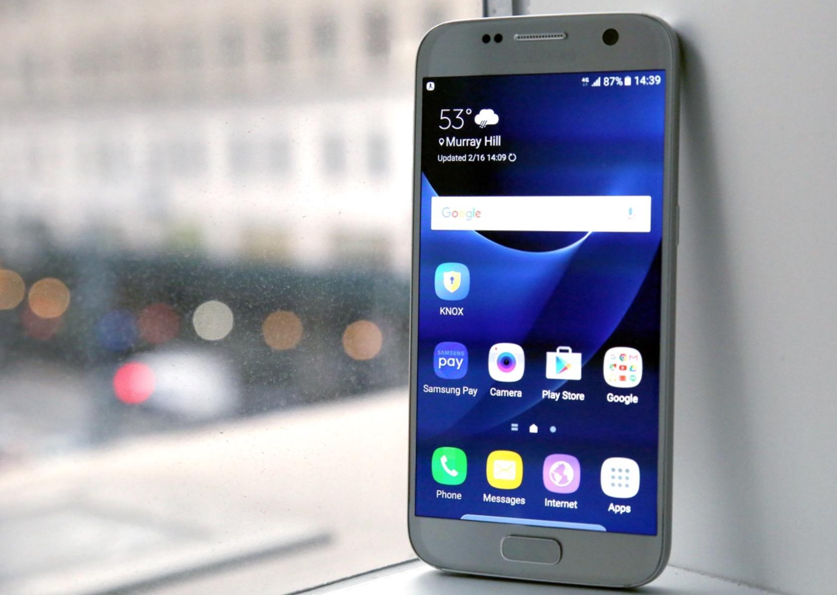 Processore Galaxy S7
