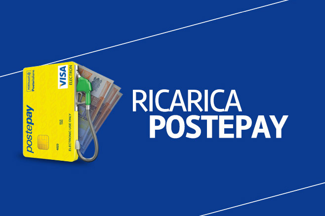 Ricaricare Postepay