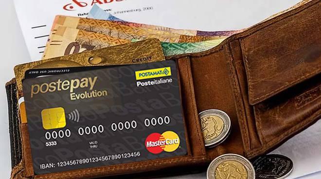Richiedere soldi ricarica Postepay