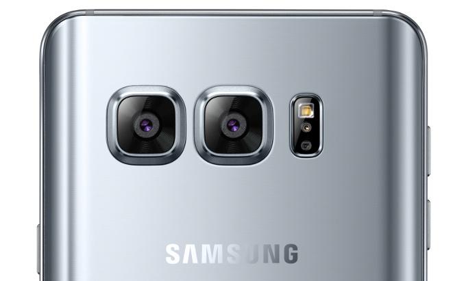 S8 dual camera