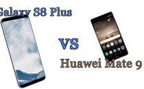 Samsung Galaxy S8 Plus vs Huawei Mate 9: il confronto