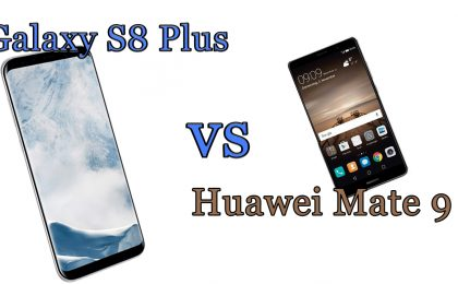 Samsung Galaxy S8 Plus vs Huawei Mate 9: il confronto