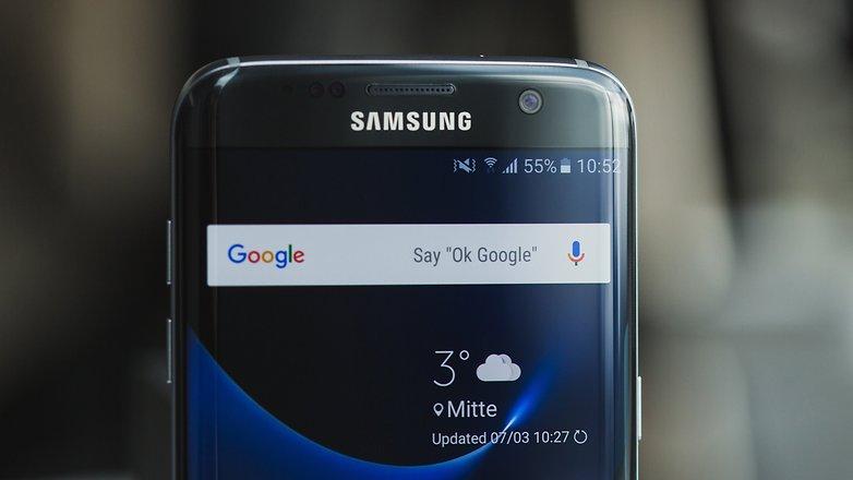 Sistema operativo Samsung Galaxy S7