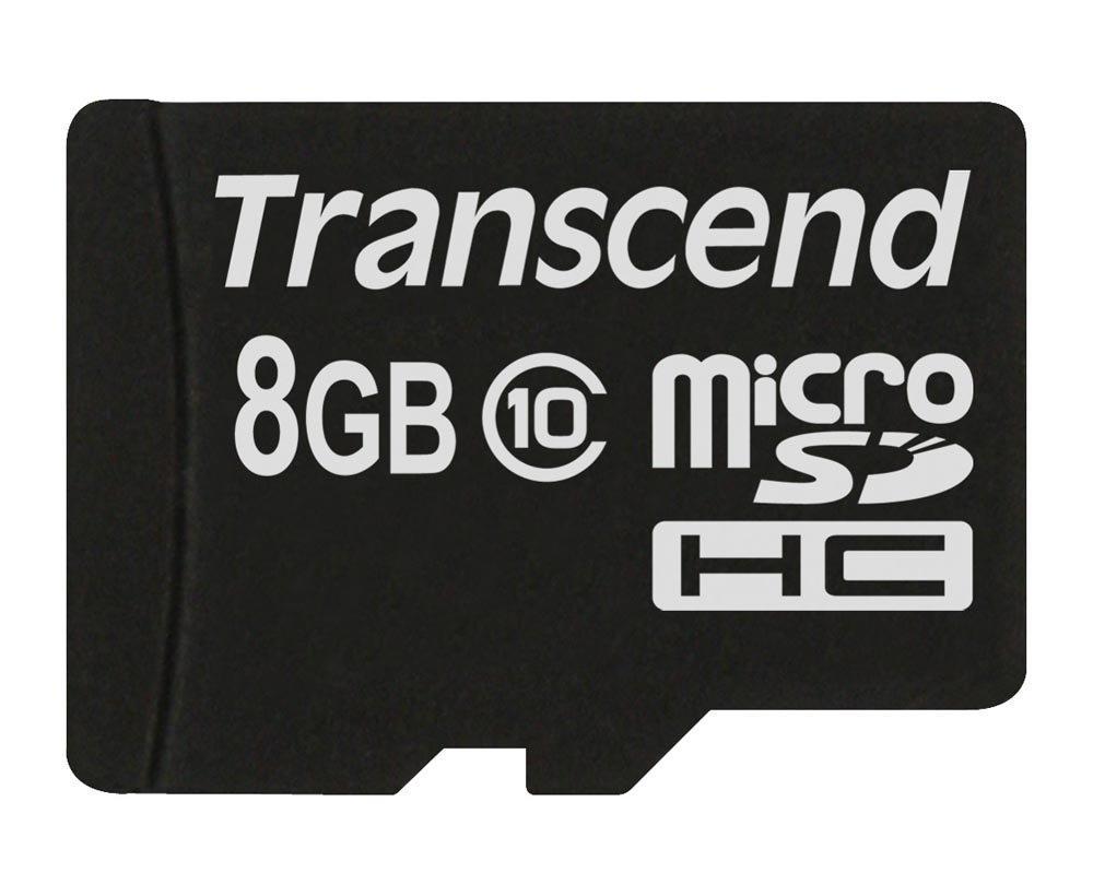 Transcend TS8GUSDHC10E