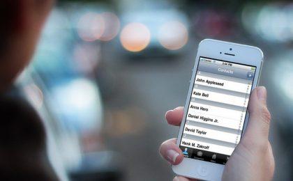 Come esportare contatti da iPhone ad Android: la guida