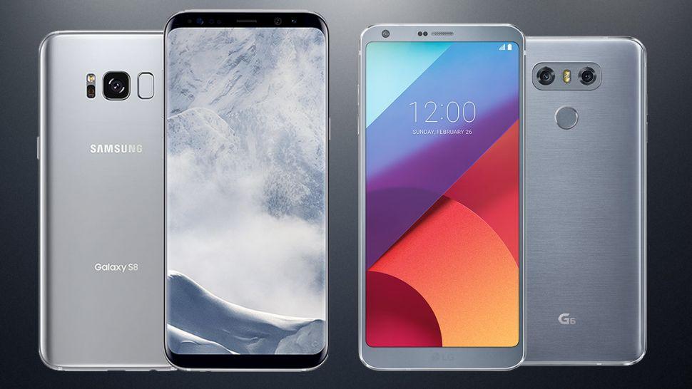 Samsung Galaxy S8 vs LG G6: il confronto