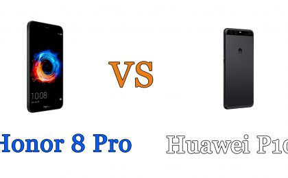 Honor 8 Pro vs Huawei P10: il confronto