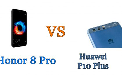 Honor 8 Pro vs Huawei P10 Plus: il confronto