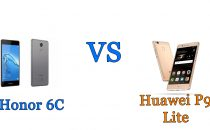 Honor 6C vs Huawei P9 Lite: il confronto