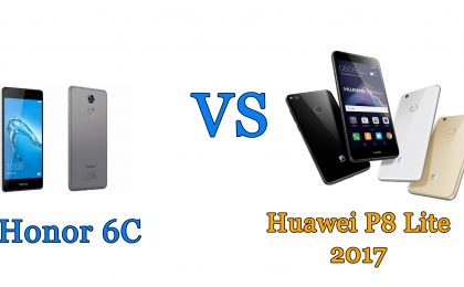 Honor 6C vs Huawei P8 Lite 2017: il confronto