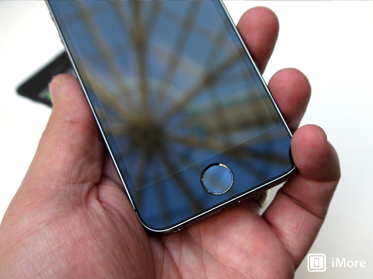 iPhone freeze
