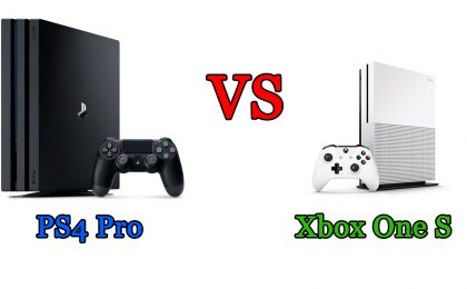 Ps4 Pro vs Xbox Ones S: il confronto