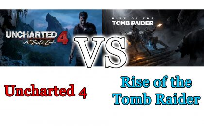 Uncharted 4 vs Rise of the Tomb Raider: il confronto