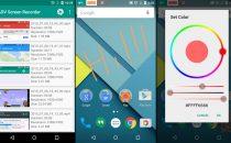Migliori app per salvare schermo Android