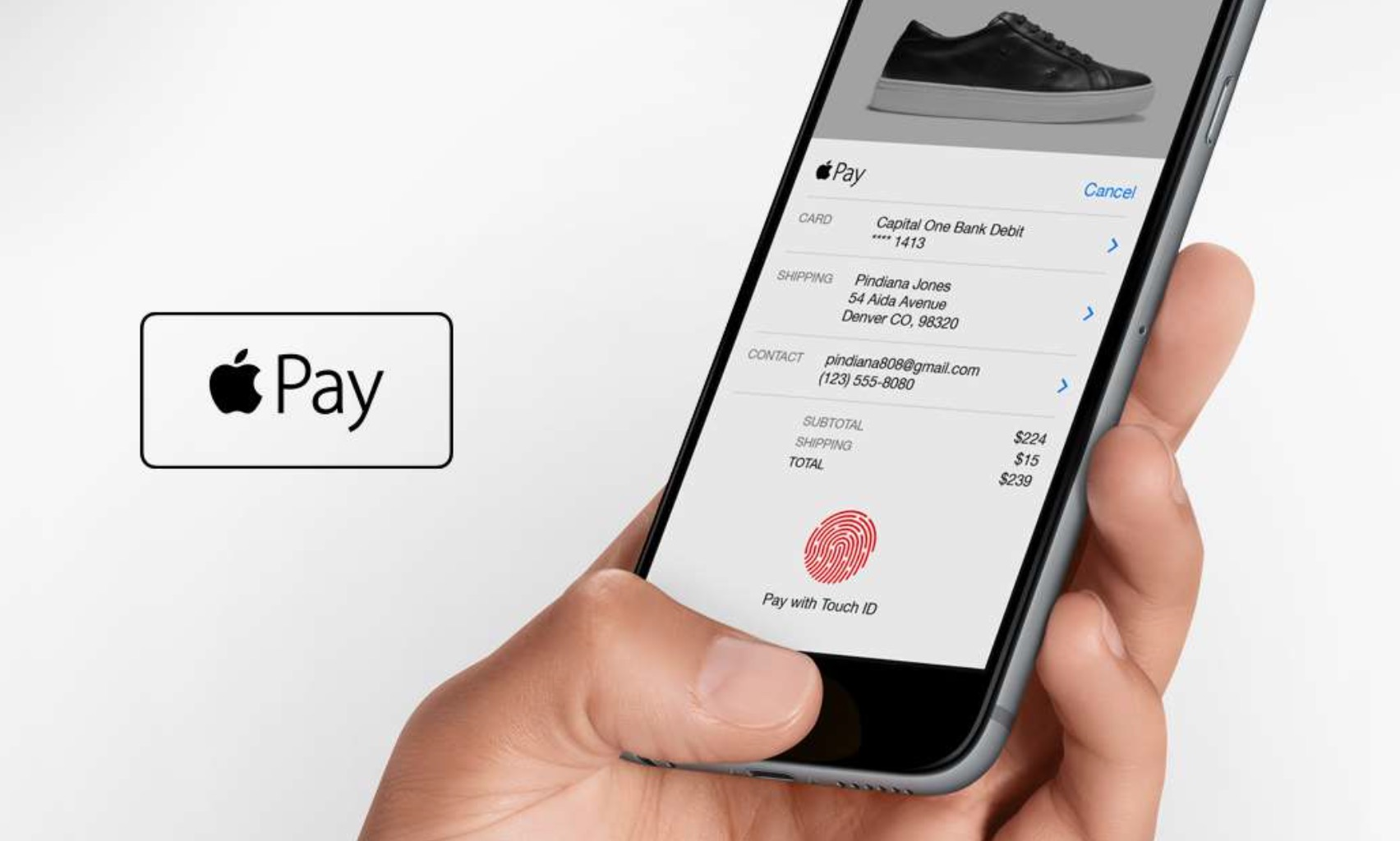 Apple Pay in Italia