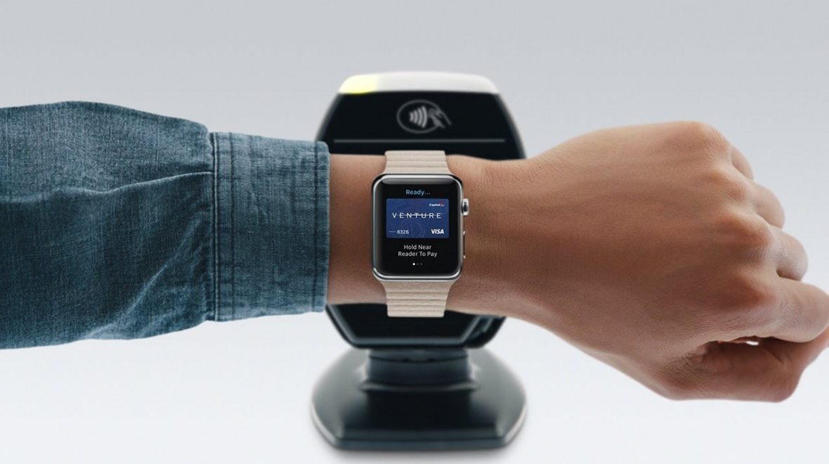 Apple Pay su Apple Watch
