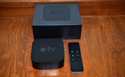 Apple TV: come funziona