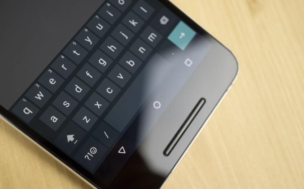 Cambiare tastiera Android