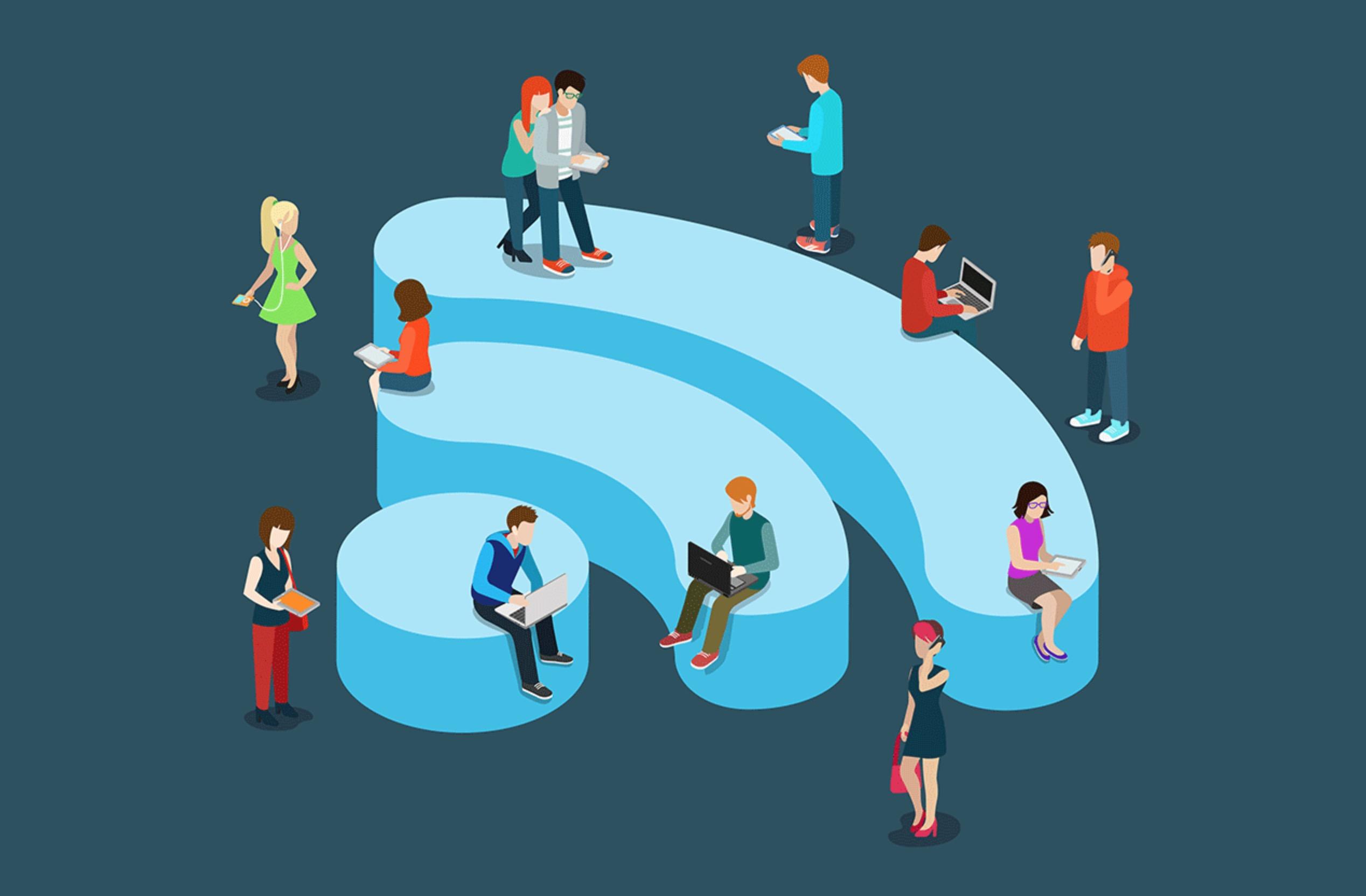 Come proteggere la rete wireless