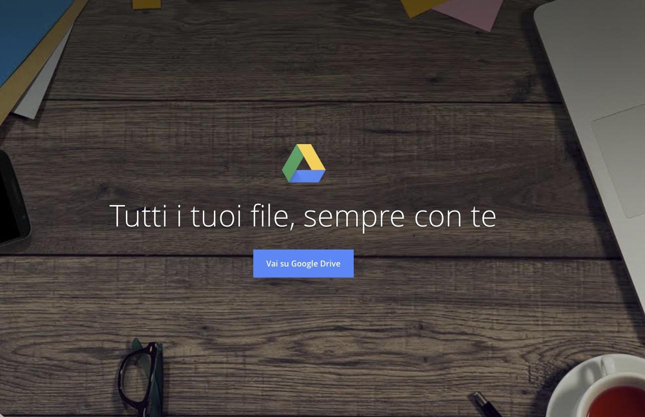 Condivisione Google Drive senza account Gmail