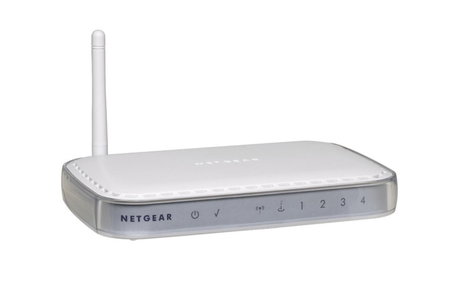 Configurare router Netgear