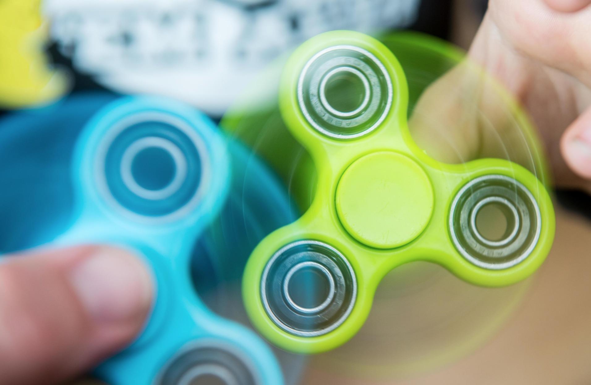 Dove comprare i fidget spinner