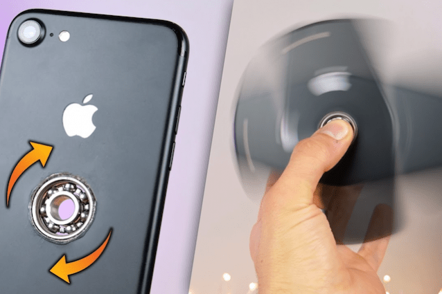 iPhone 7 come Fidget Spinner: il più costoso di sempre
