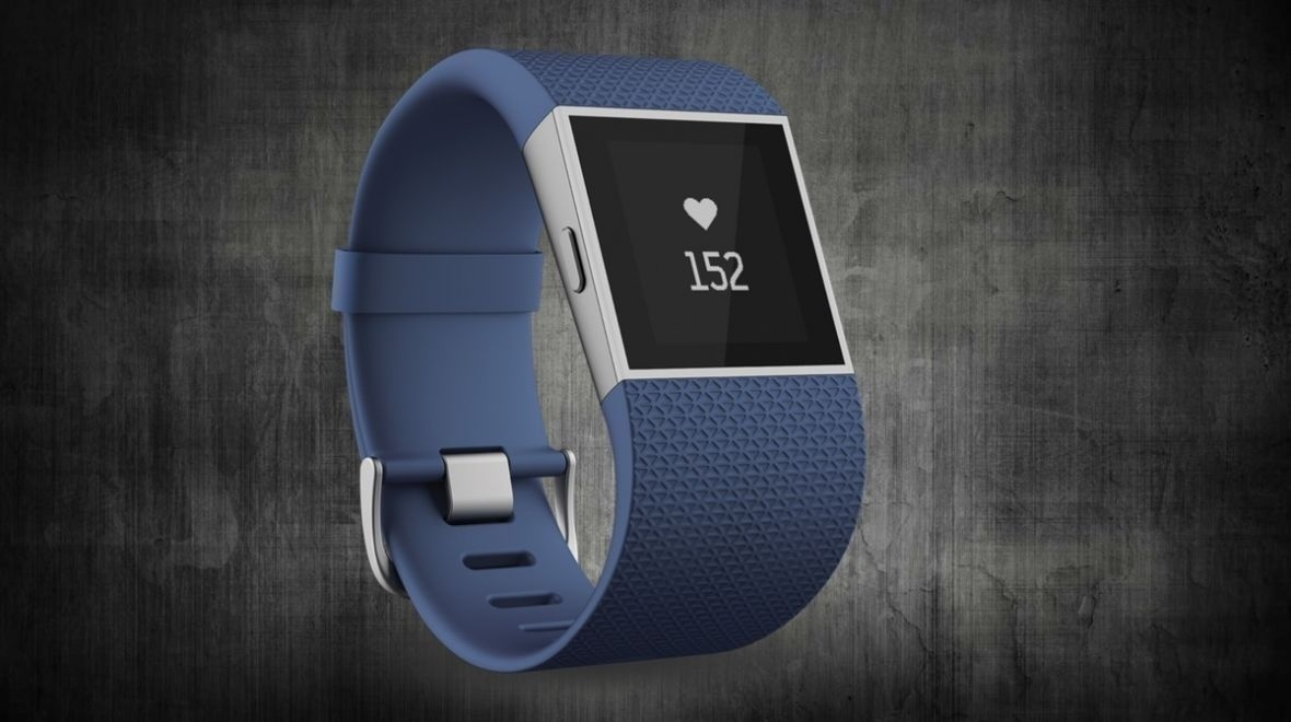Fitbit Surge smartband con display