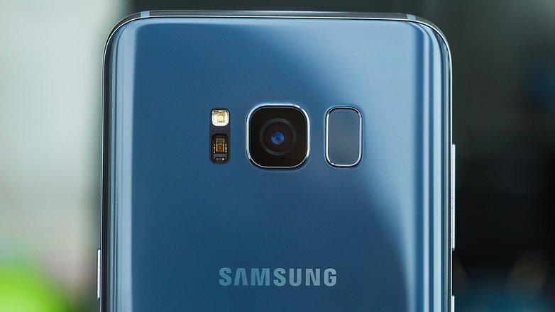 Fotocamera Samsung Galaxy S8