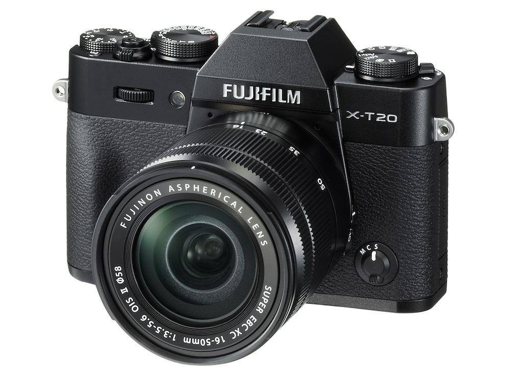 Fujifilm X T20