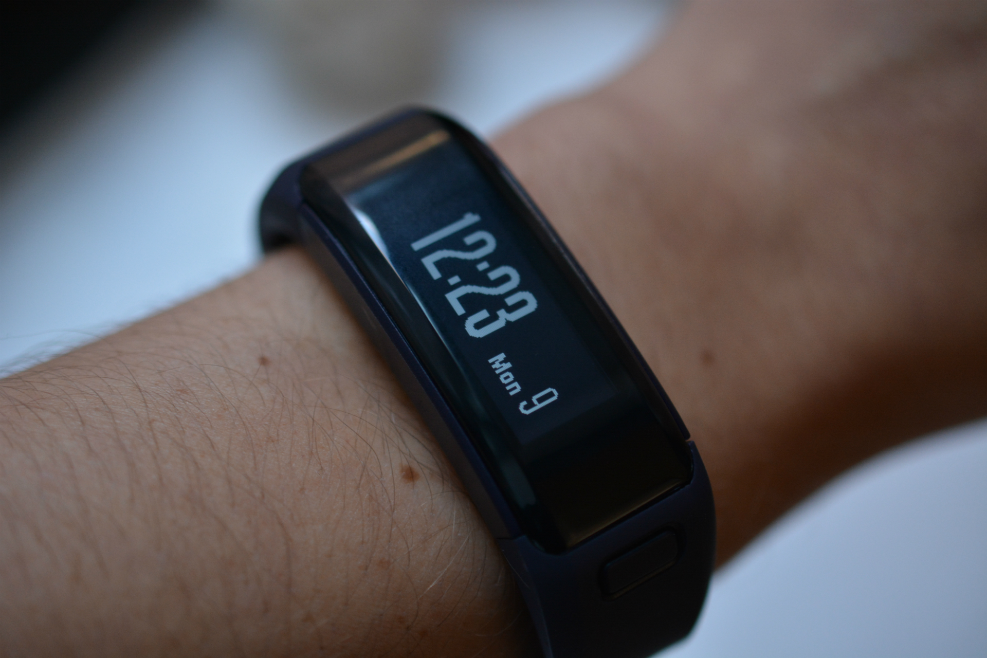 Garmin Vivosmart HR smartband con display