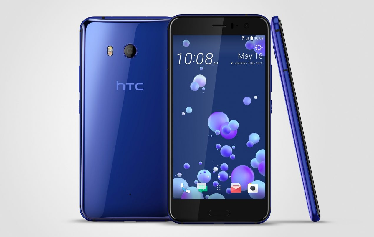 HTC U11 schermo display