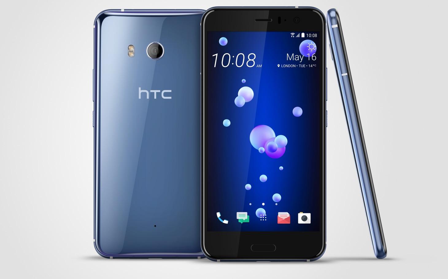 HTC U11 sistema operativo