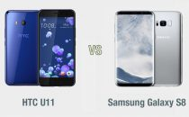 HTC U11 vs Samsung Galaxy S8: il confronto