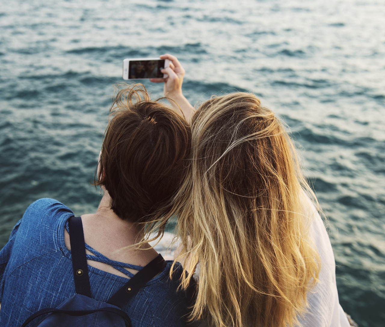 Hashtag per ottenere like su Instagram selfie