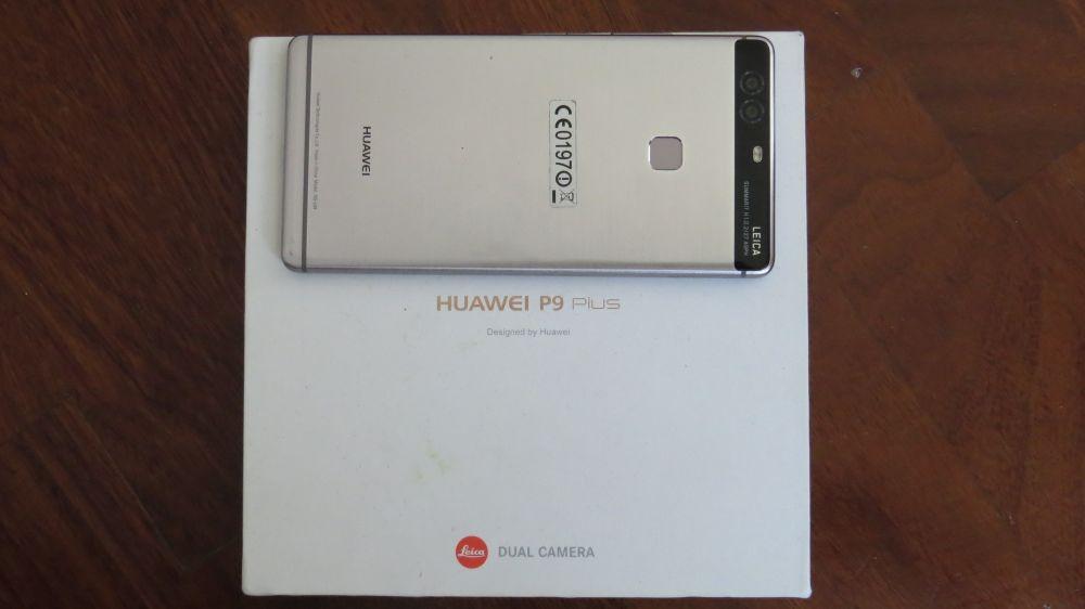 Huawei P9 Plus recensione