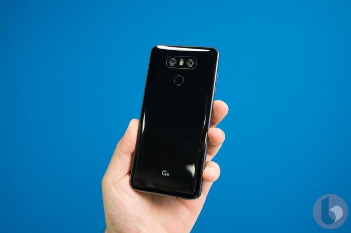 LG G6 foto leak retro