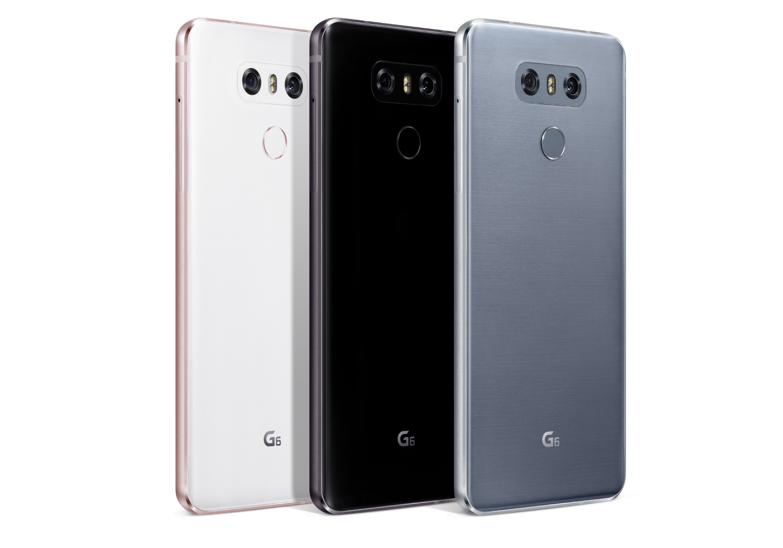 LG G6 fotocamera