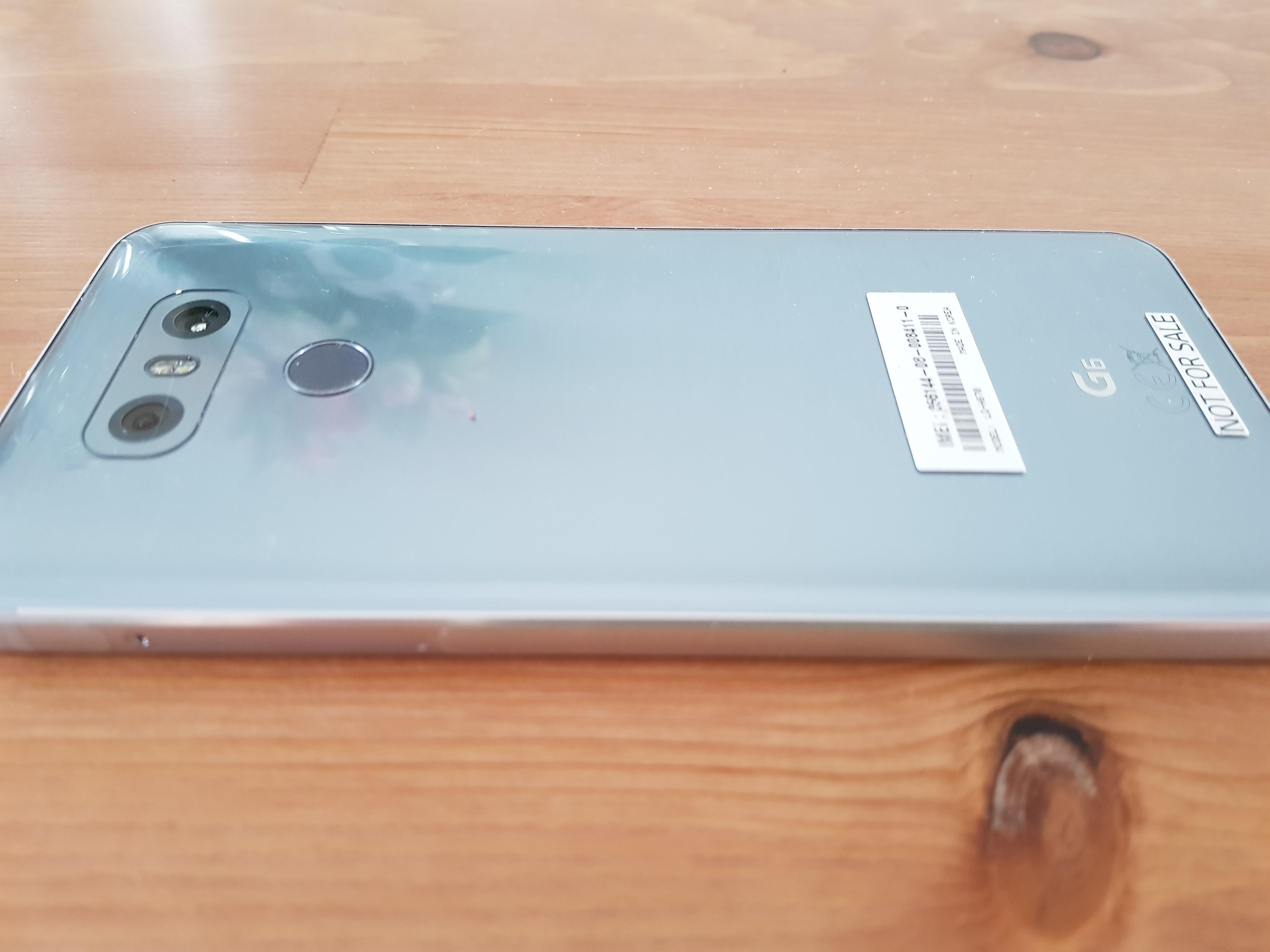 LG G6 retro