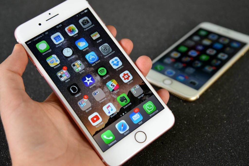 Liberare memoria iPhone app