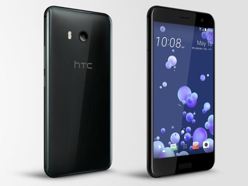 Memoria RAM e interna HTC U11