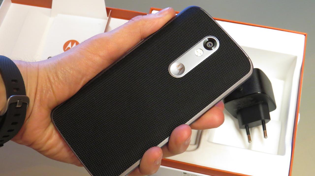 Motorola Moto X Force in aggiornamento a Android 7 Nougat